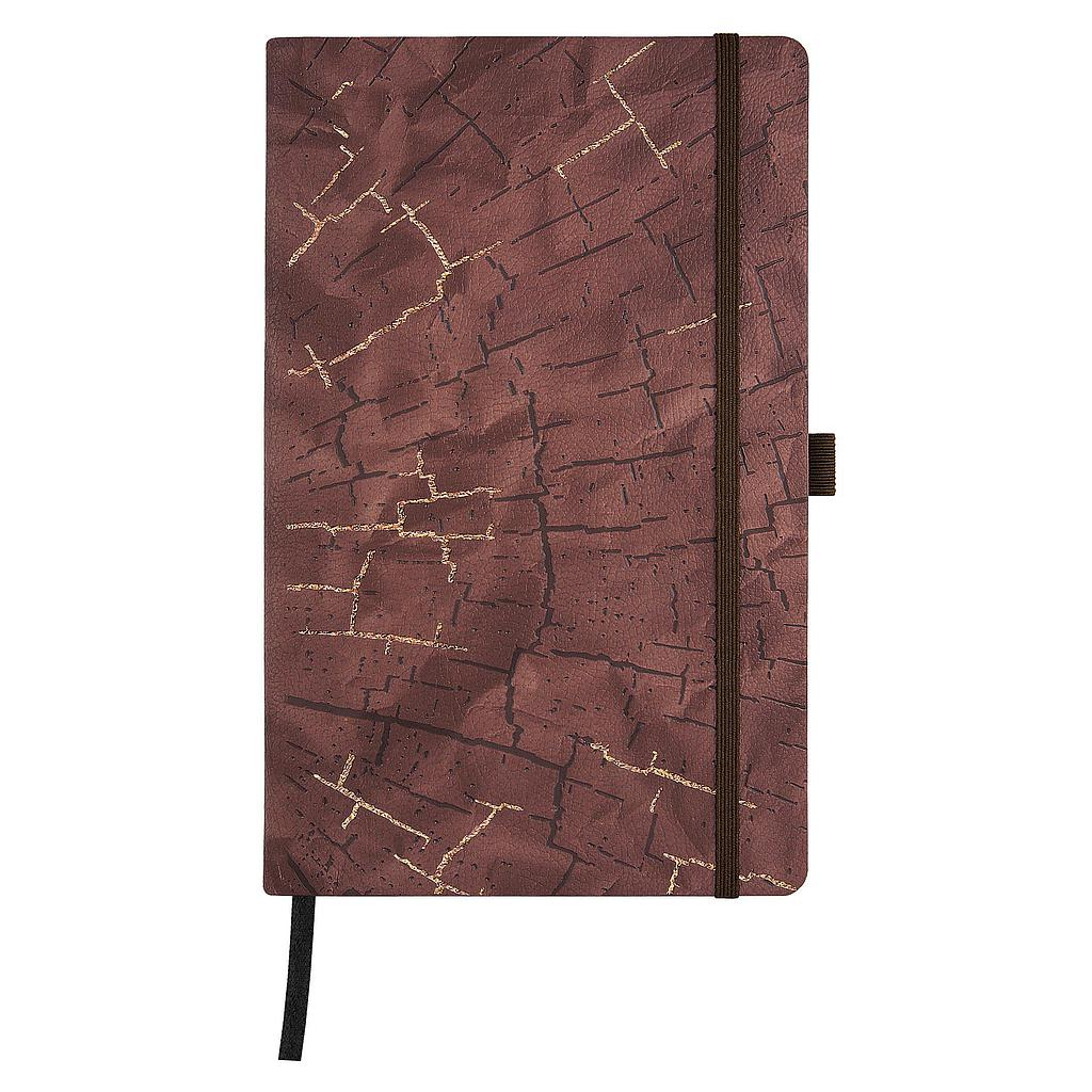 QC6-NOTEBOOK WABI SABI QJ-572-BARK